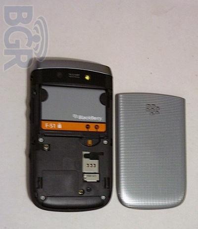 blackberry torch 2 back