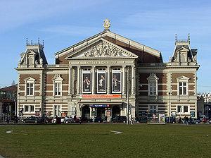 Concertgebouw Foto