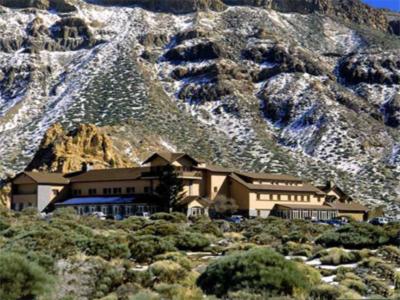 Foto del Parque Nacional de las Cañadas del Teide