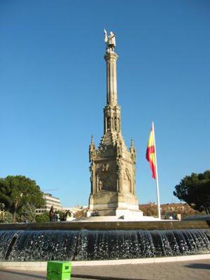 Foto del Monumento a Colon