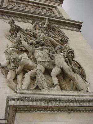 La Resistencia Arco del Triunfo de Paris