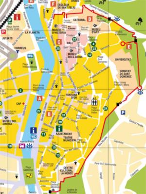 Gerona viajes y turismo online - Oficina de turismo girona ...