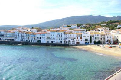 Playa de Cadaqués Foto