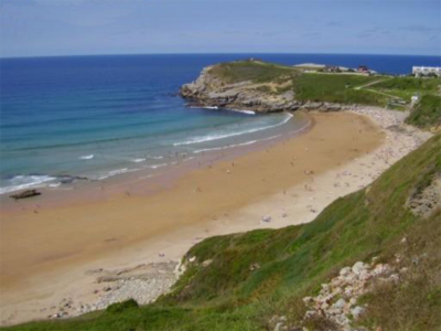 Playa de Cantabria Foto