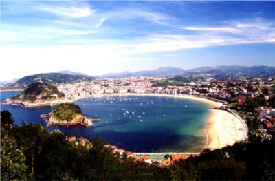 San Sebastian Foto