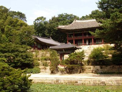 Changdeokgung Foto