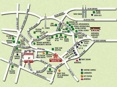 Plano de Kuala Lumpur