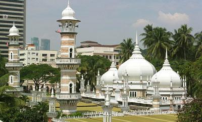 Masjid Jamek Foto