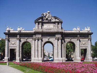 Puerta de Alcalá Foto