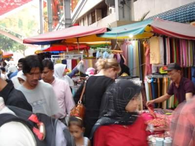 Calles de Kuala Lumpur Foto
