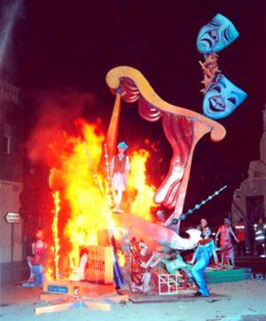 Fuego de las Fiestas Foto