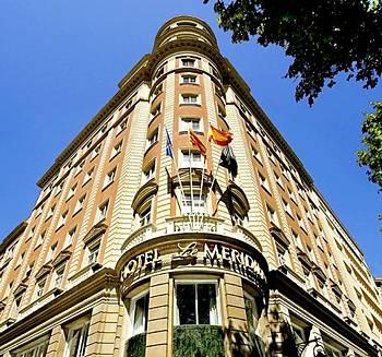 Hotel Le Meridien Foto