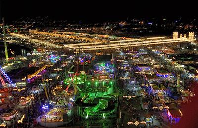 Luces de la Feria Foto