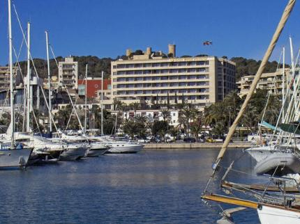Hotel Gran Melia Victoria Foto