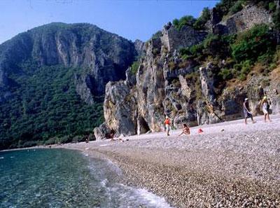 Playas de Antalya Foto