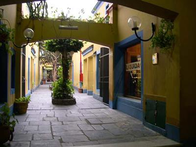 San Telmo Foto