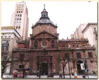 Iglesia de las Calatravas Foto