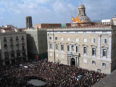 Plaza de Sant Jaume Foto
