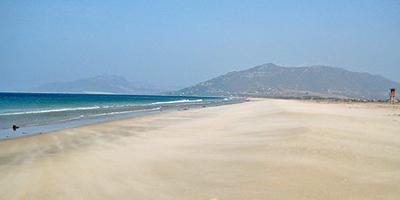 Playa de Los Lances Foto