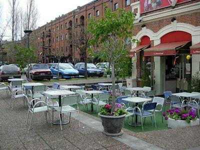 Cafe de Puerto Madero Foto
