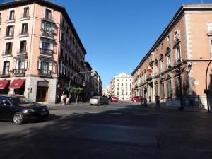 Calles de Madrid Foto 2